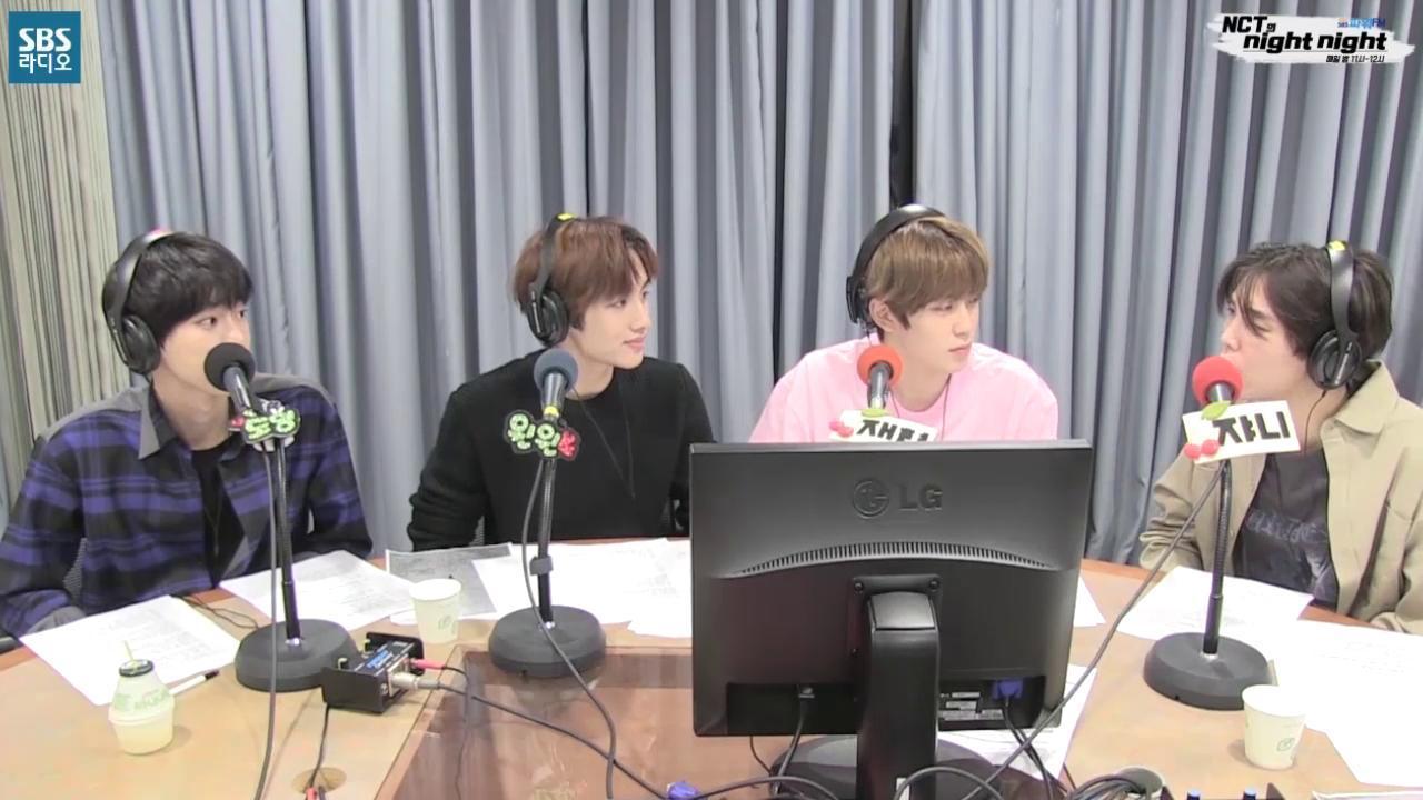 (9/30) NCT 도영&윈윈과 함께하는 동심드림 녹음 현장! 1탄