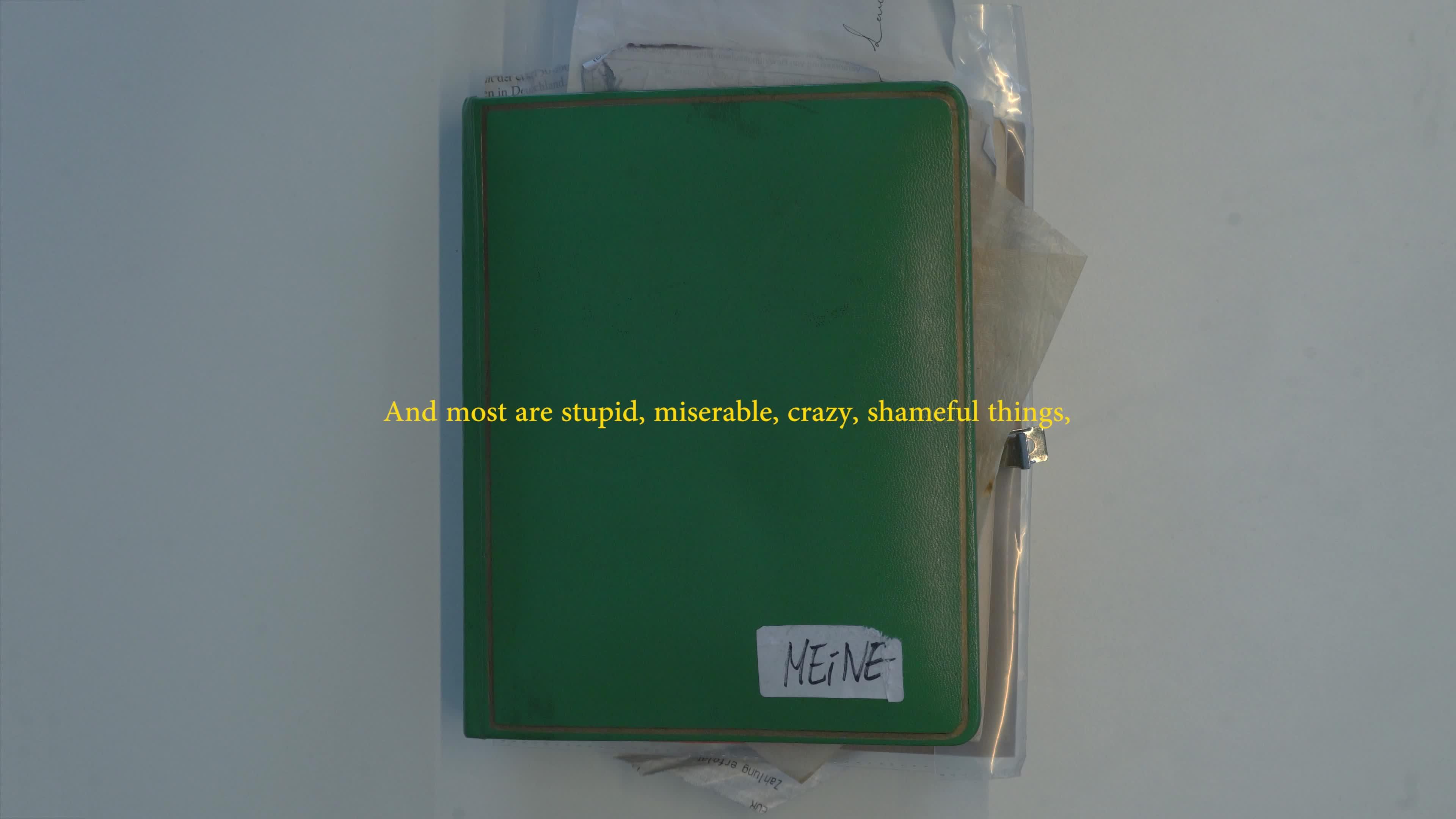 핫펠트(HA:TFELT) - '나란 책 (Read Me) Feat. PUNCHNELLO' LYRICS SPOILER