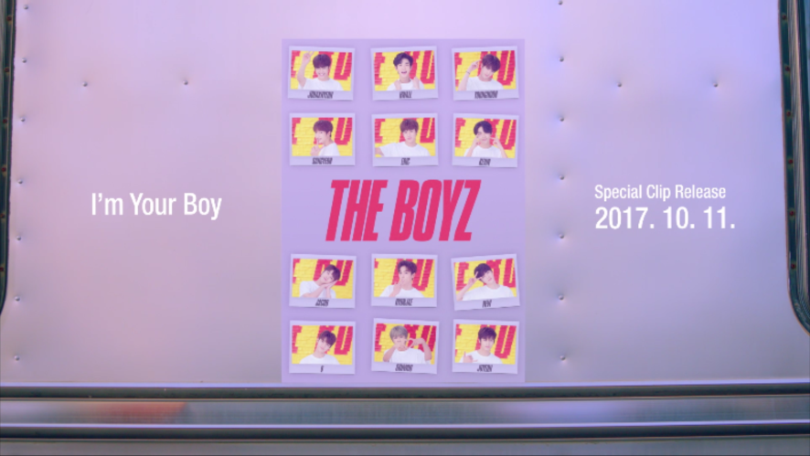 [Special Clip Teaser] 더보이즈(THE BOYZ) _ I'm Your Boy