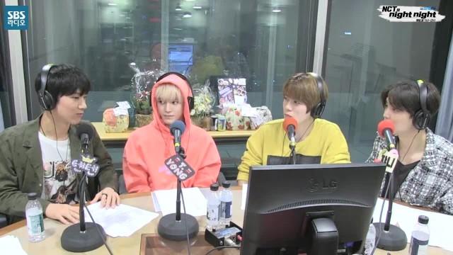 (10/21) NCT 태용&텐과 함께하는 '동심 DREAM' 녹음 현장! 2탄