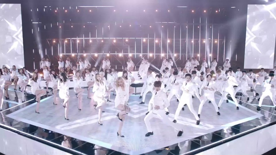 [더 유닛] 첫 미션 '마이 턴' 뮤직비디오 (The Unit - The first mission 'My turn' music video)