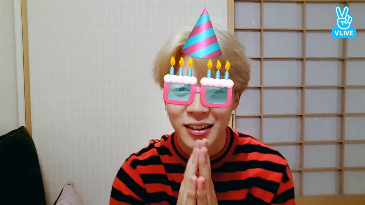 [BTS] 존재가 감동인 지민이의 감동날💜 (Jimin's birthday V)
