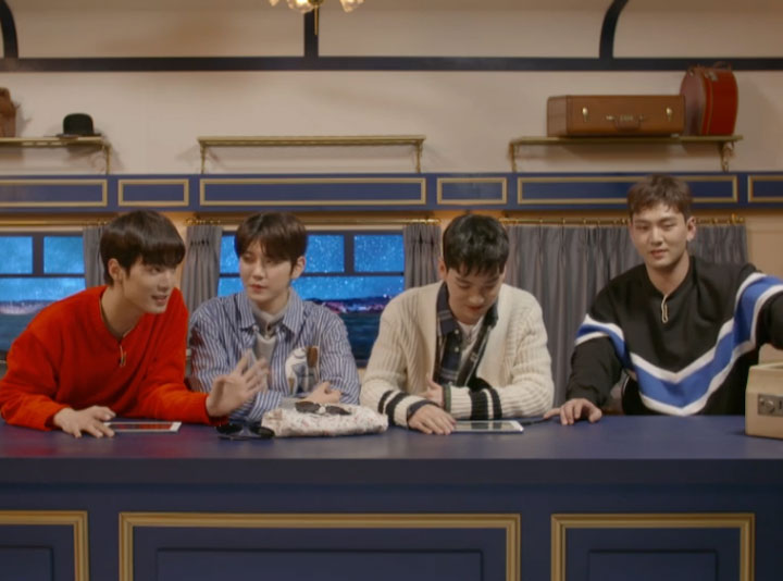 [Full] NU`EST W​ X Happiness Train - 뉴이스트W의 행복행!