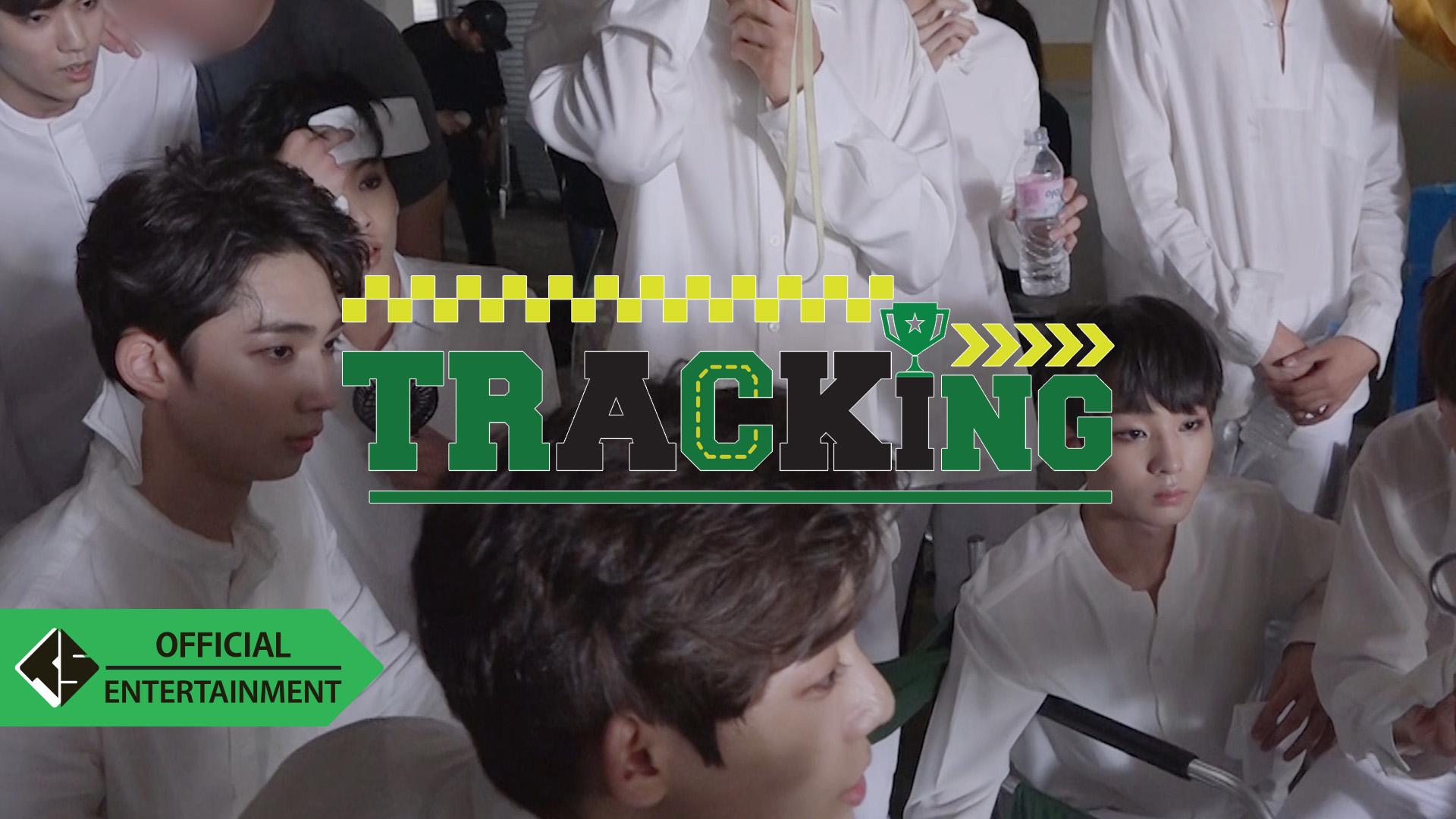 [TRCNG TRACKING] EP.2 'Spectrum' M/V Making Film Part 1