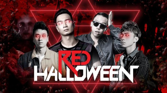 RED HALLOWEEN in Vietnam (Soobin, Slim V, Touliver)