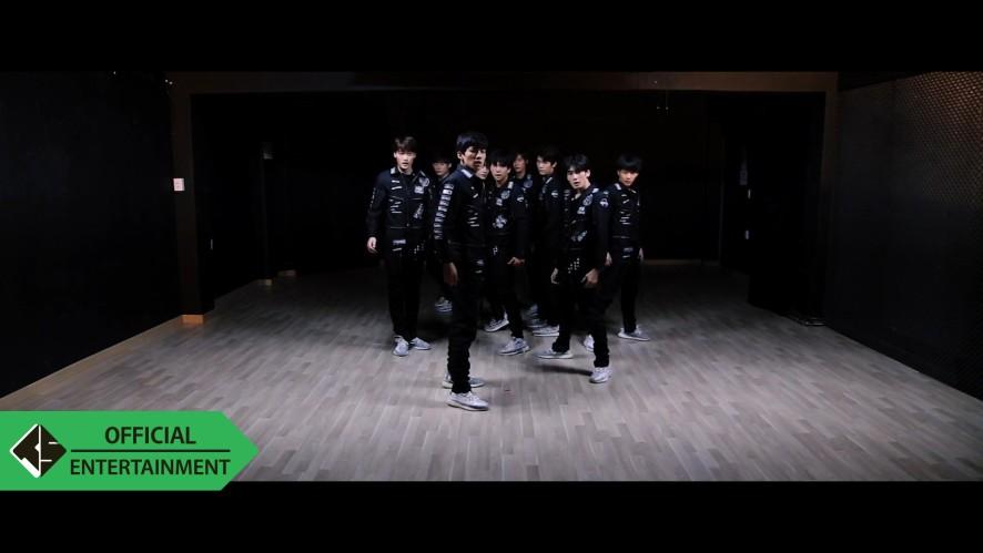 TRCNG - Spectrum 안무영상(Dance Practice)