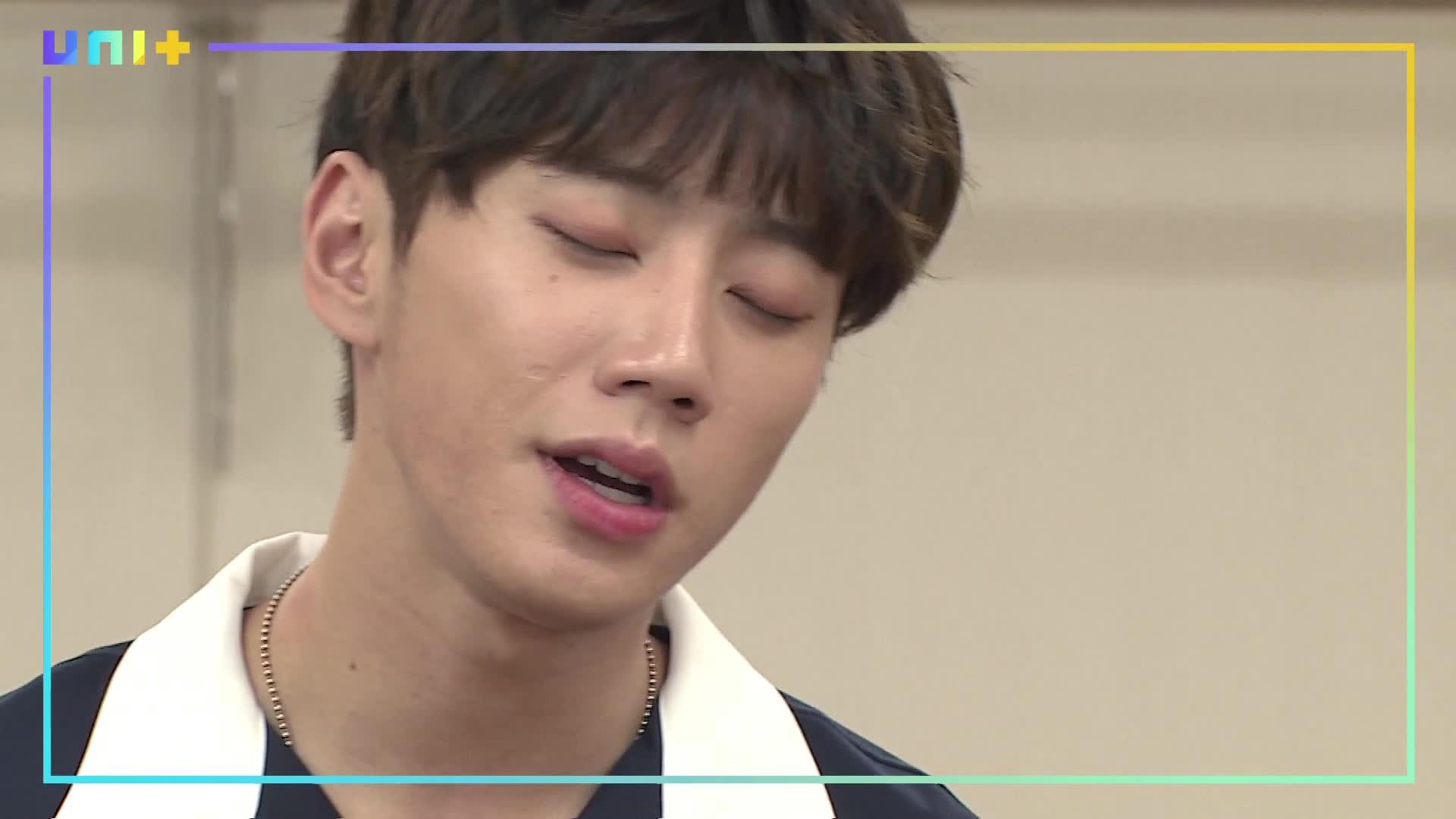 [더 유닛] 슈퍼부트 - 유키스 준 (사전미팅 비하인드)