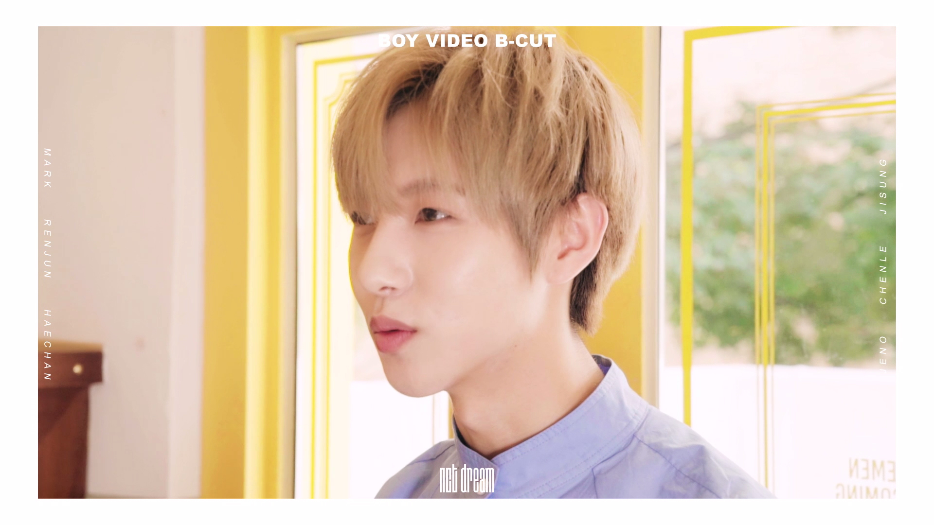 NCT DREAM BOY VIDEO B-CUT #5