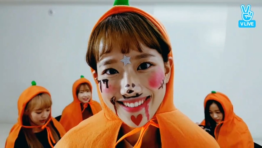[April] 호박낭니의 수난시대🎃💦 (April playing halloween games)