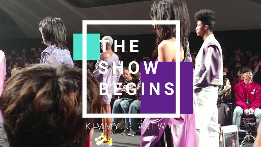 나다 (NADA) Fashion Week 현장으로 Go!!