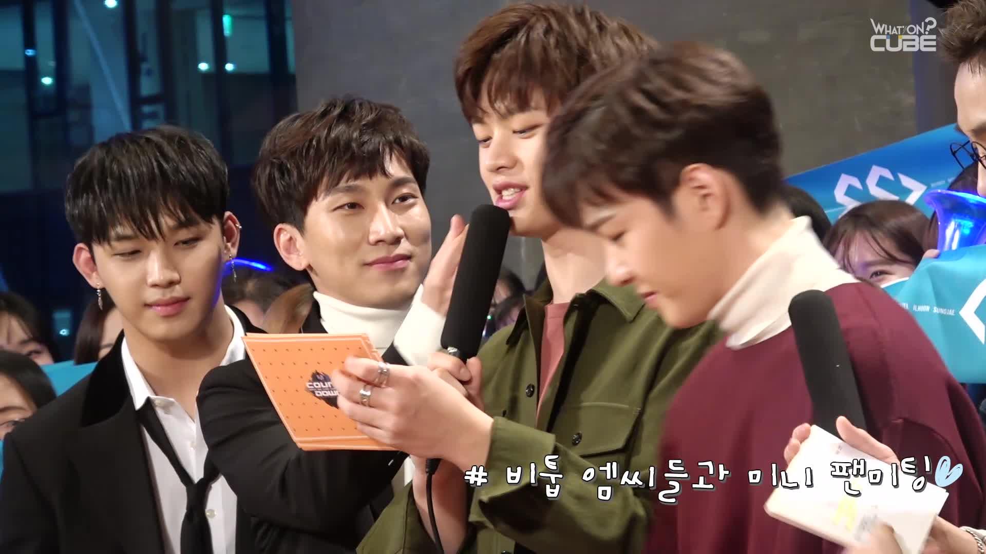 비투비 - 비트콤 #29 ('그리워하다' 컴백 첫 주 비하인드)