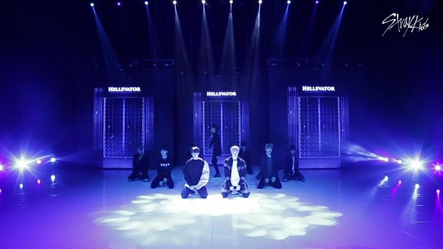 "Stray Kids(스트레이 키즈) ""Hellevator"" Performance Video"