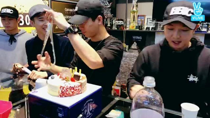 Happy birthday 🎉 J-COP