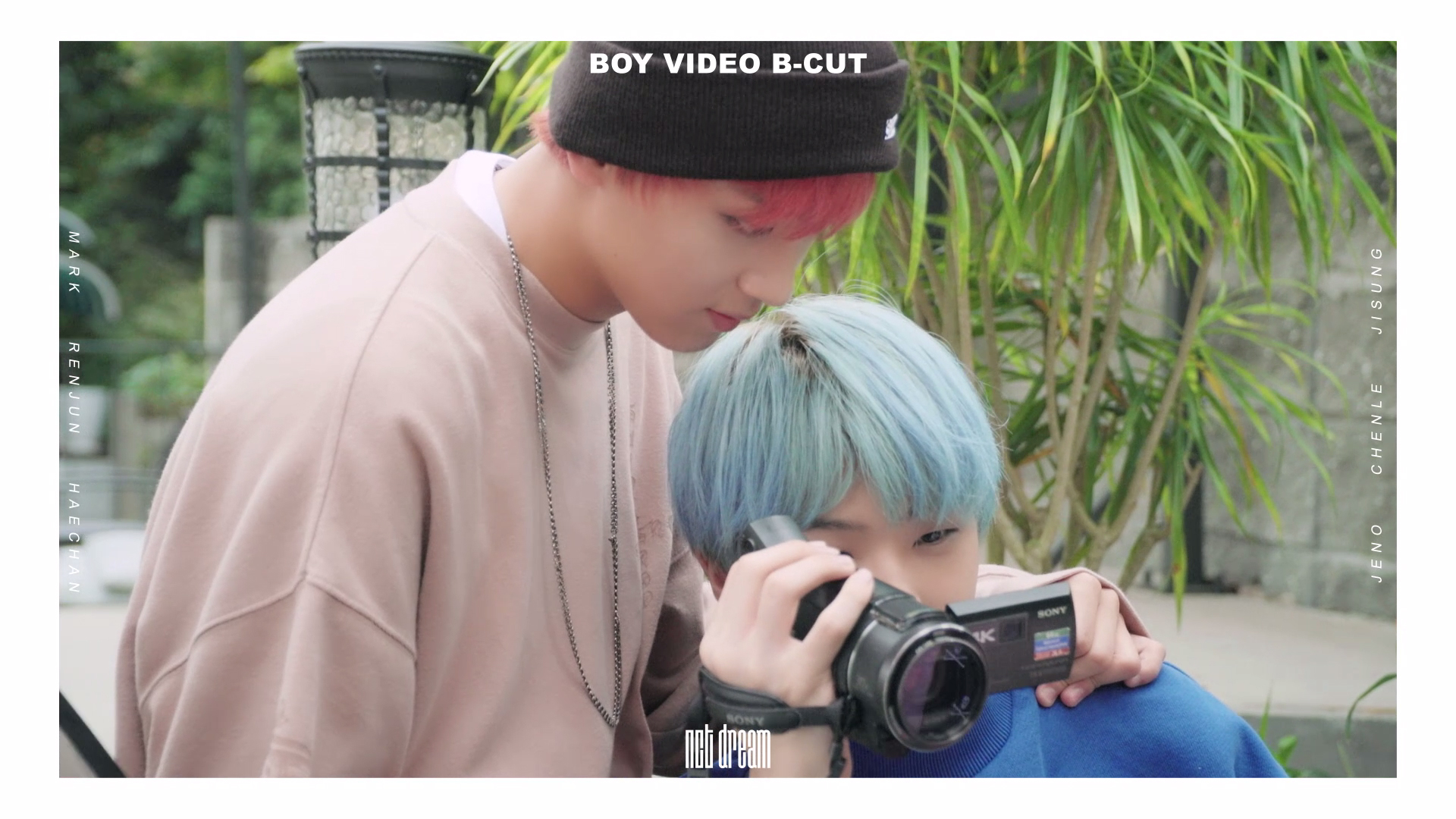 NCT DREAM BOY VIDEO B-CUT #7