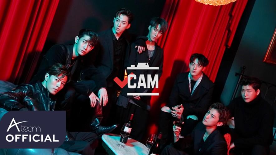 VCAM(브이캠) EP.9_'She's Mine' Jacket Shooting Behind ('She's Mine' 자켓 촬영 비하인드)