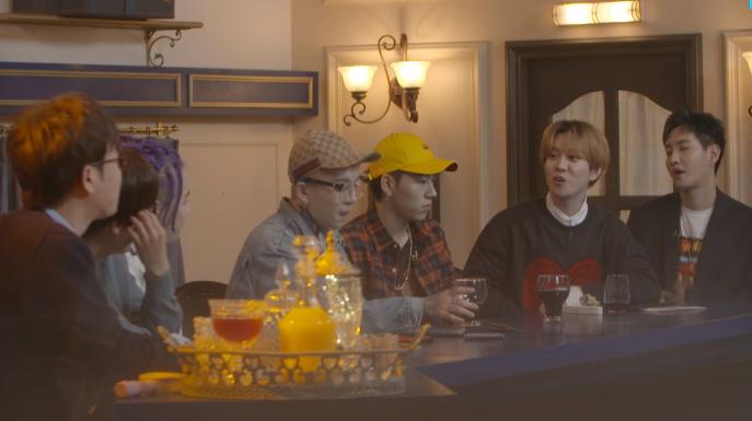 [Full] Block B X Happiness Train - 블락비의 행복행!