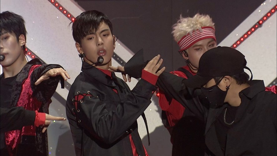 MONSTA X - DRAMARAMA 신곡 무대 최초 공개!