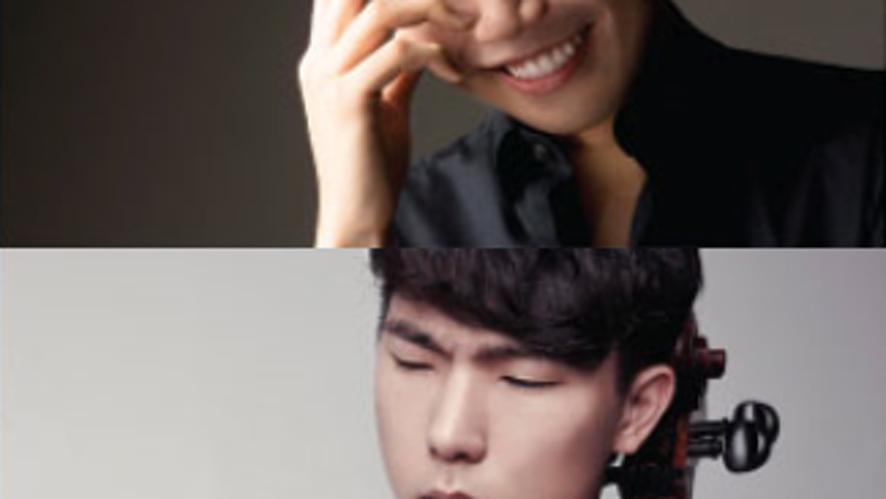 [톡톡클래식] 첼리스트 문태국과 피아니스트 한지호 with MC상민   Meet Cellist Taeguk Moon and Pianist Chi-ho Han