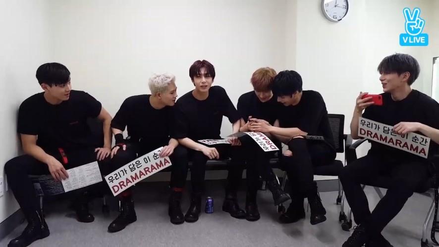 [MONSTA X] 몬엑 컴백을 뙇❗️ 브이픽을 뙇❗️ (MONSTA X's V after showcase concert)