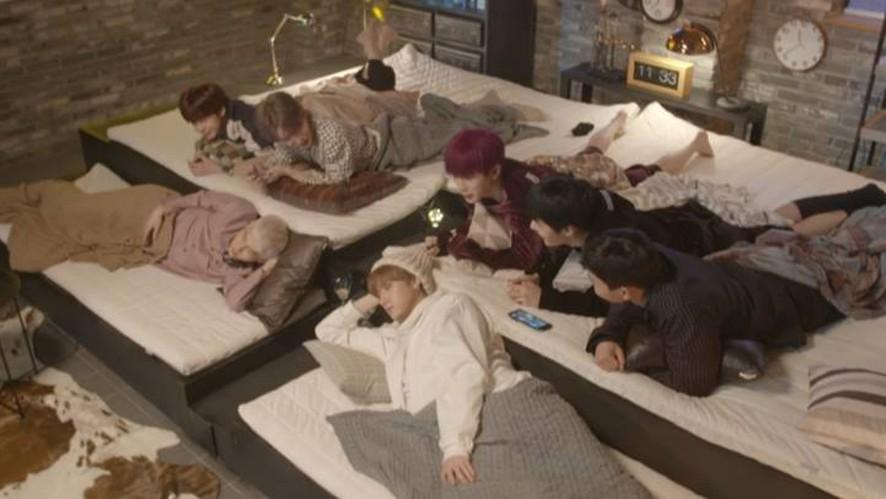 [Full]MONSTA X x LieV - 몬스타엑스의 눕방라이브!