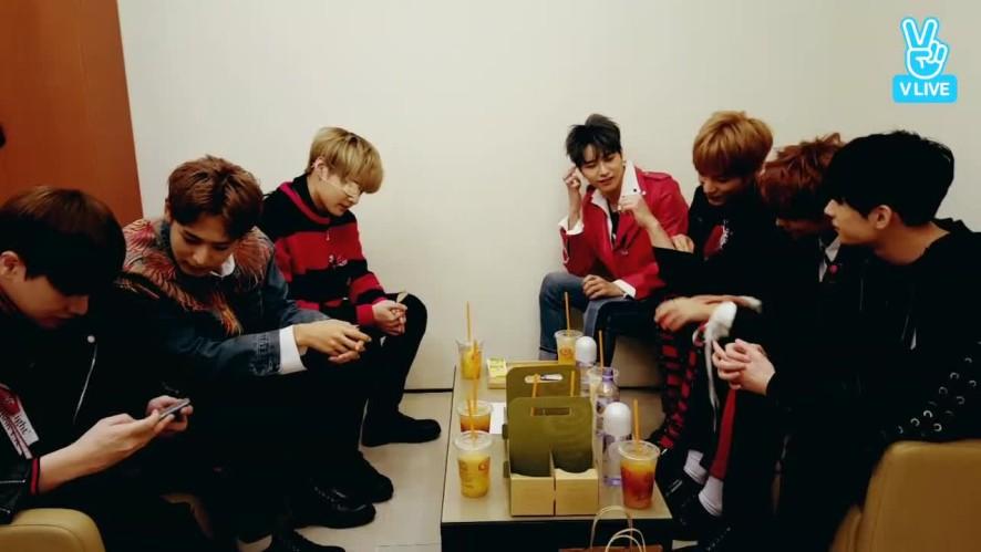 VICTON Broadcast (빅토니의 일주년 코엑스 버스킹공연 준비중!)