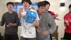 슈주 리턴즈 E54- 슈주 단합대회: 식당 탈출 게임4 (Super Junior's Sports Day: Escape the Restaurant Game Part 4)