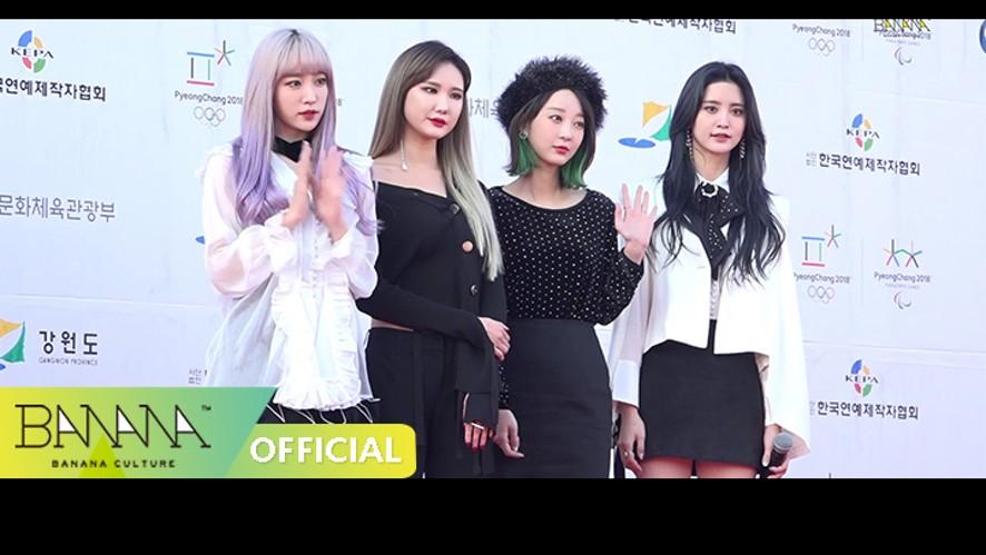 [EXID(이엑스아이디)] 2017 드림콘서트 in 평창 스케치