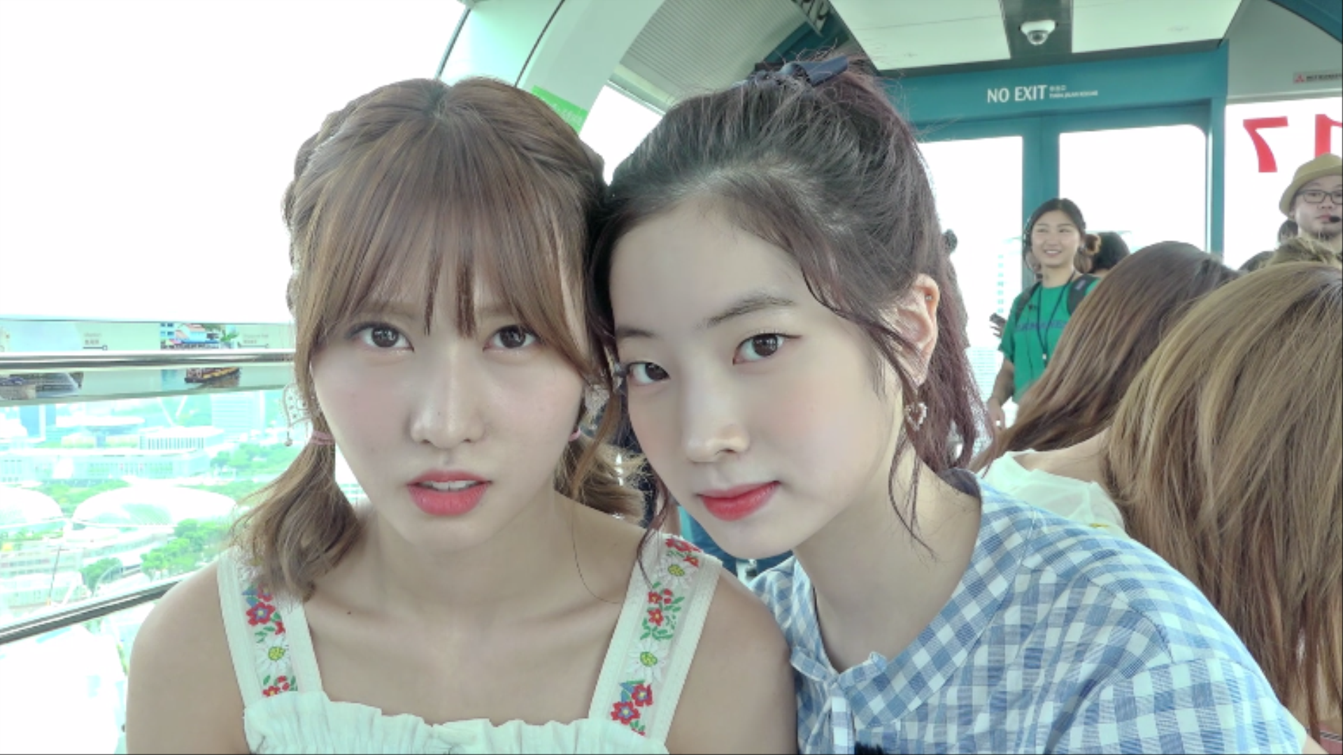 TWICE TV6 -TWICE in SINGAPORE- EP.02