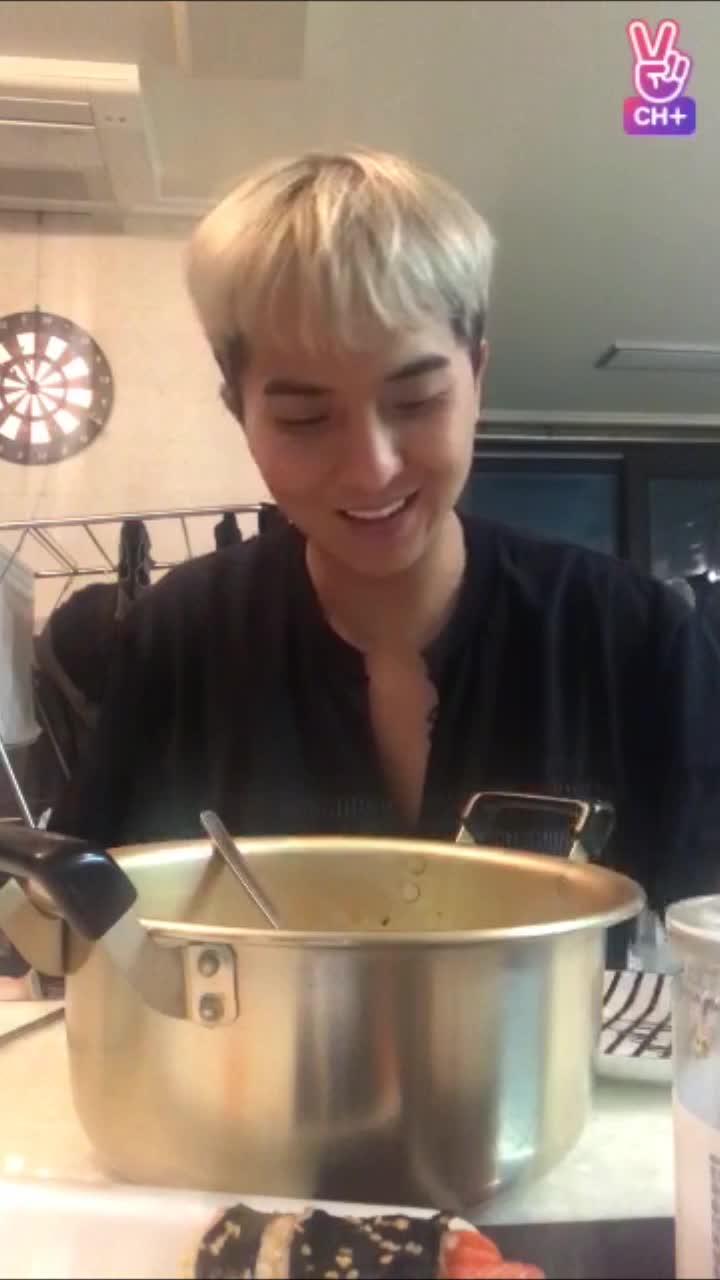 [자막용] MINO 밥먹어요