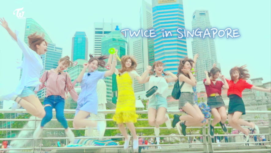 TWICE TV6 -TWICE in SINGAPORE- EP.03