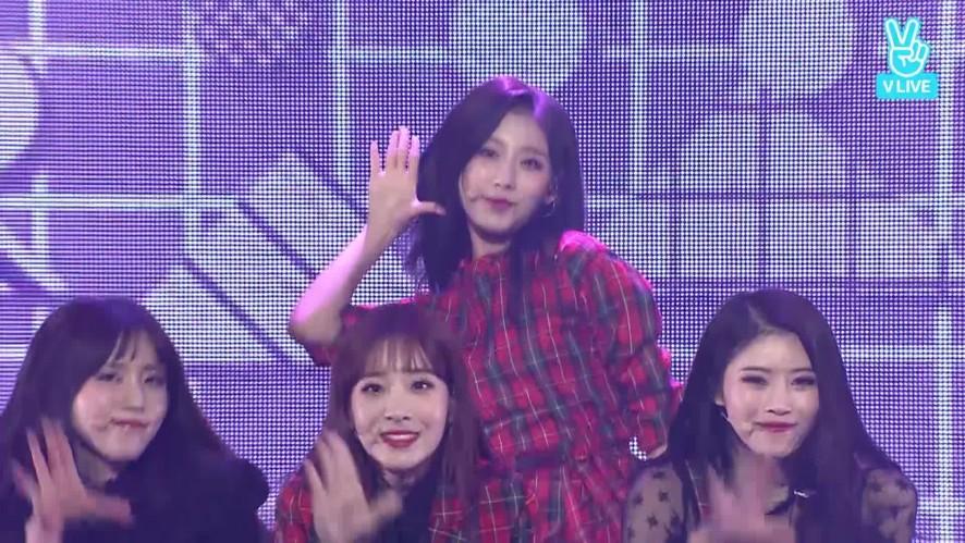 Lovelyz -'삼각형' ([Fall in Lovelyz] Comeback Showcase)