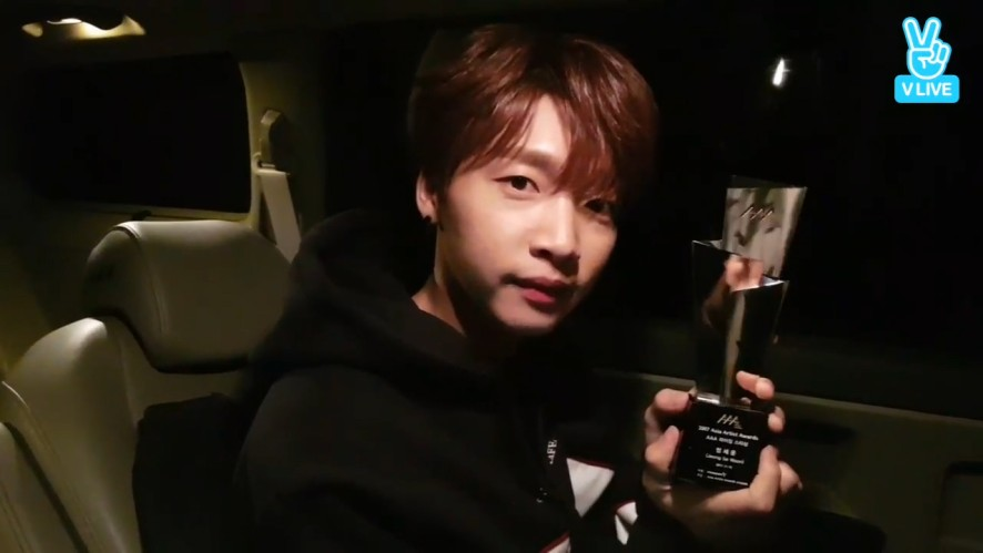 [Jeong Sewoon] 🌟라이징스타🌟가 된 꼬마아이돌 포뇨 (Sewoon won the rising star award)