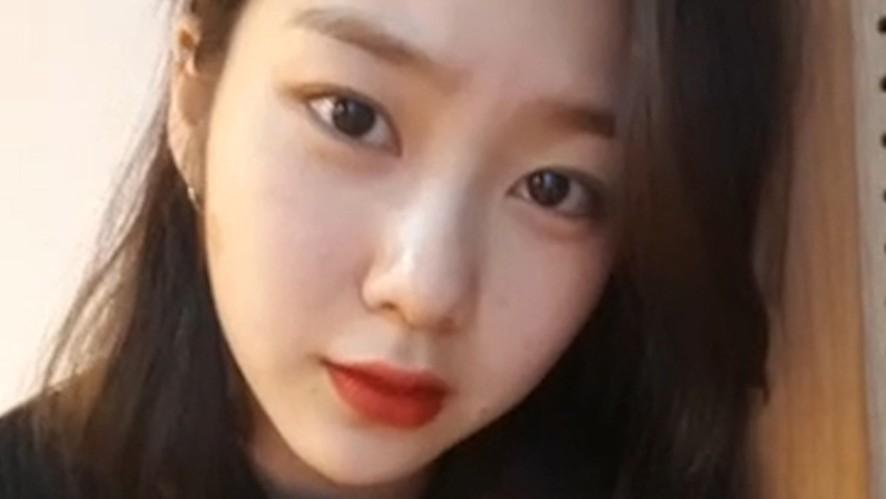 [OH MY GIRL] 오랜만이죠 사랑스럽죠💞(Lovely Jiho)
