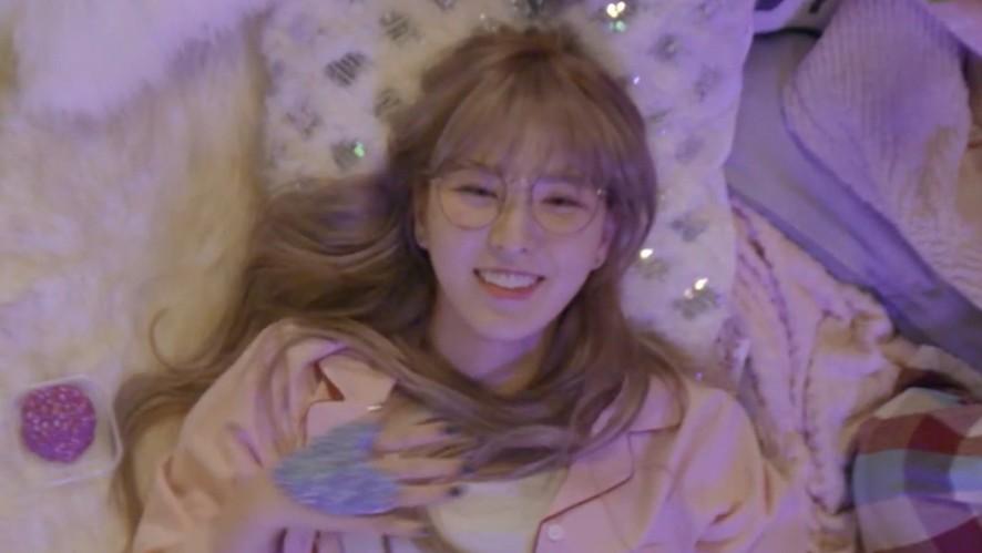 [Red Velvet] 피피카피카부👌잠옷자랑하는 레벨이들 봐(Look) 주세요 (Red Velvet showing off pajamas)