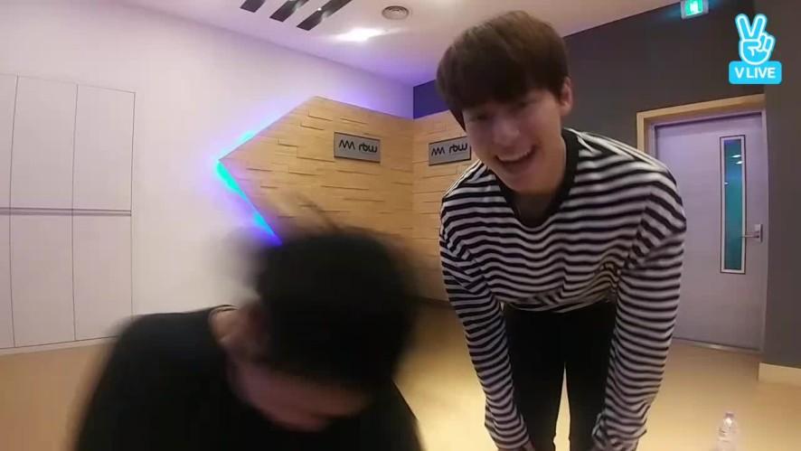 데뷔하겠습니다 #1 : 여환웅 - 댄스교실 섹시편