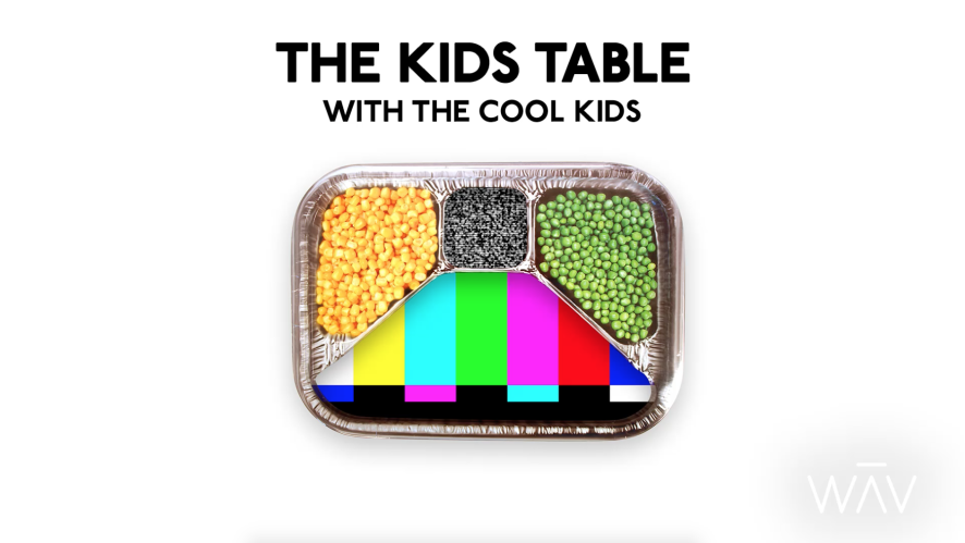 The Cool Kids - The Kids Table
