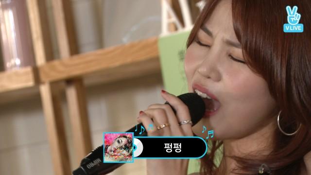 ALi '펑펑' - 알리의 '달달한 라이브' (ALi's MINI LIVE)