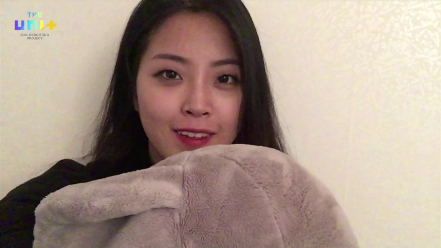 은이 / S.E.T / 더유닛 콜영상_밤 ver. [Eune(S.E.T) / Night Call Ver.]