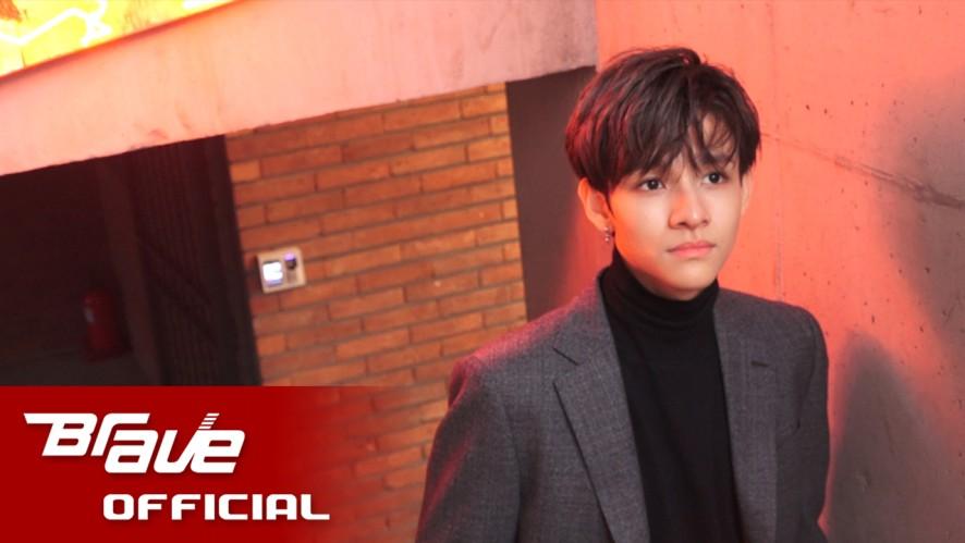 [Behind] 사무엘(Samuel) -캔디(Candy) Jacket Behind #1