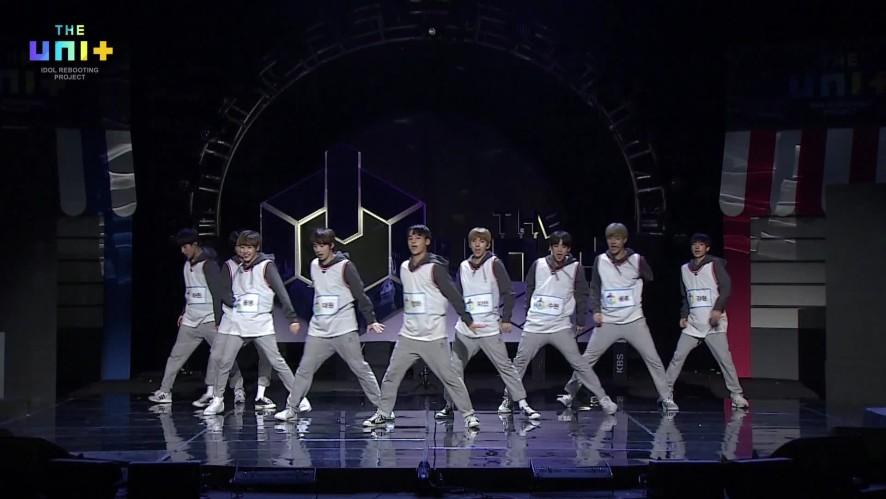 유닛B 대원조 / 마이턴 무대 [The stage of 'My Turn' (Group of DAE WON)]