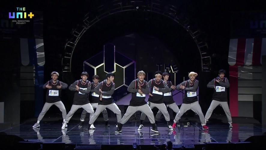 유닛B 준조 / 마이턴 무대 [The stage of 'My Turn' (Group of JUN)]