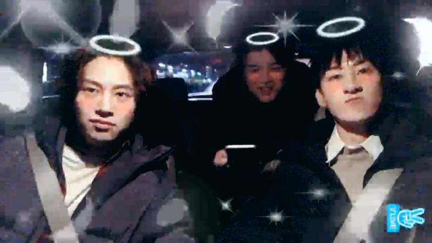 [Super Junior] 우리는 완판주니어예요✋ 배꼽 떨구는 슈주의 홈쇼핑 출근길 ( Super Junior on the way to homeshopping)