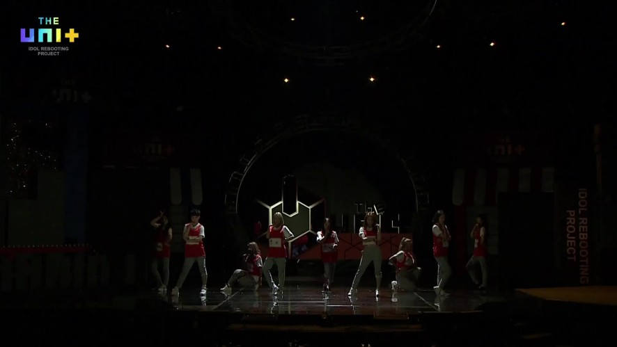유닛G 한아름조 / 마이턴 무대 [The stage of 'My Turn' (Group of HAN A REUM)]