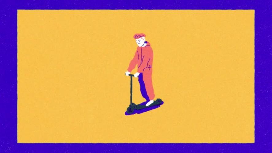 리듬파워 '동성로 (Feat. Crush)' TSR 3