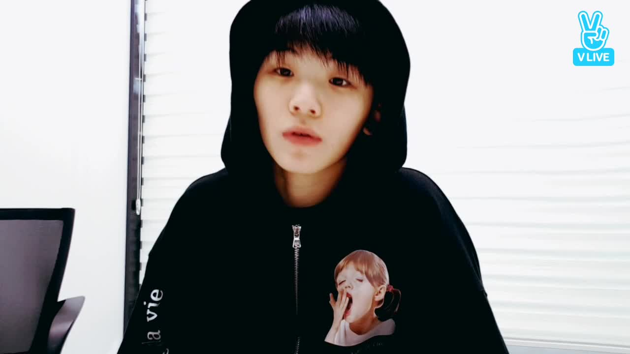 SEVENTEEN  'Happy Birthday WOOZI'
