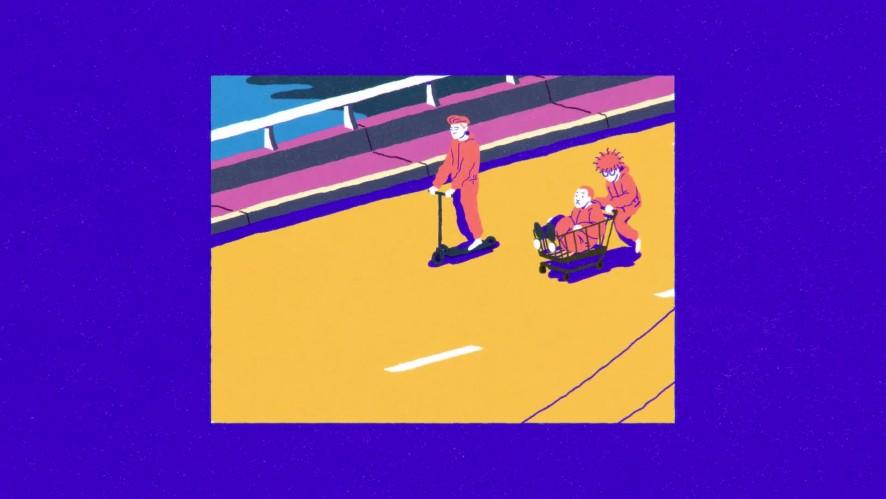 MV_리듬파워(Rhythm Power)_동성로 (Feat. Crush)