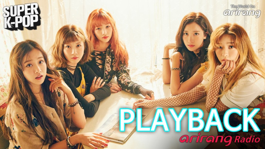 Arirang Radio (Super K-Pop/PLAYBACK)