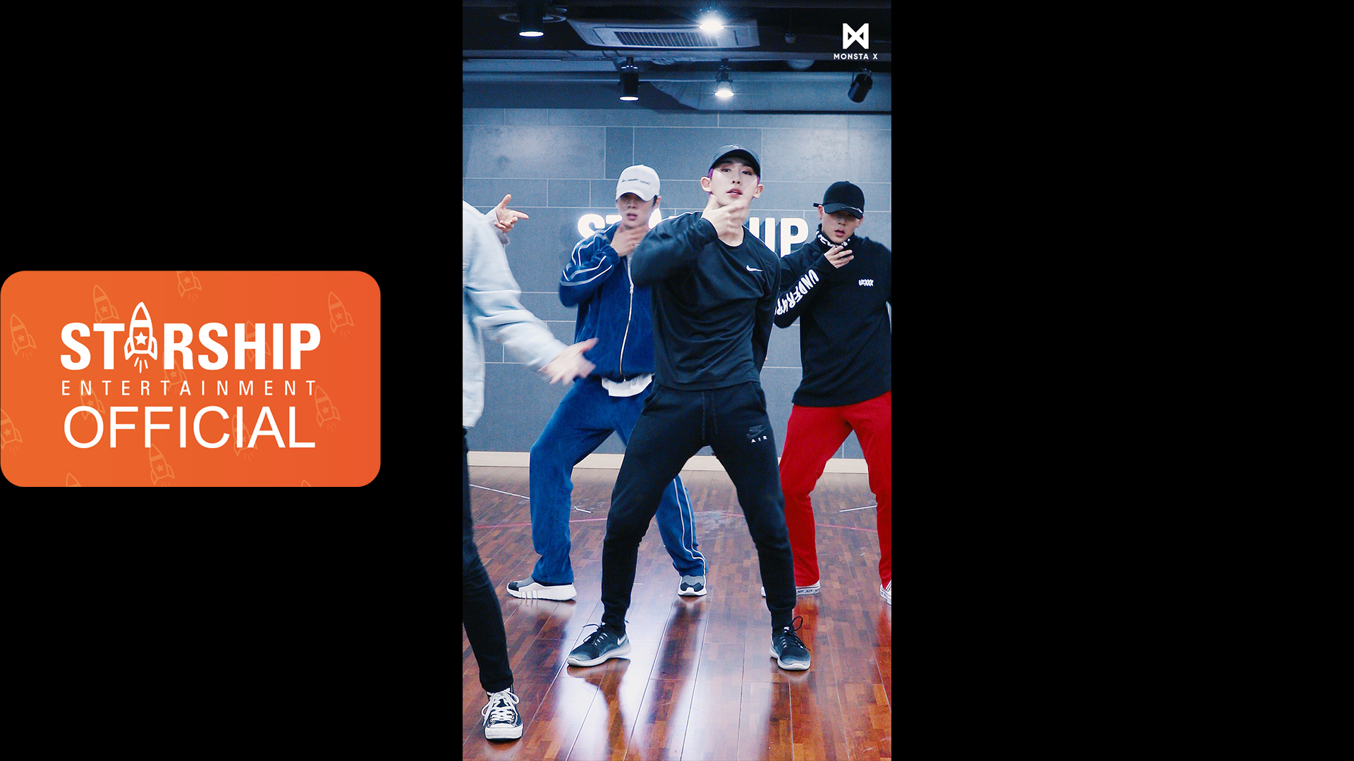 [WONHO][Dance Practice] 몬스타엑스 (MONSTA X) - 'DRAMARAMA' Vertical Video