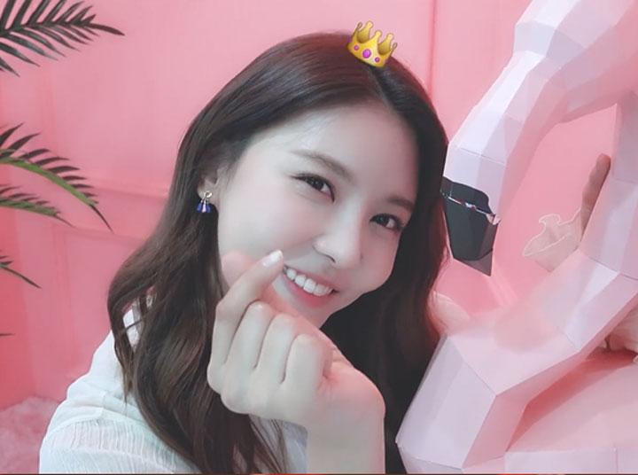 gugudan(구구단) - 171123 HAPPY NAYOUNG DAY