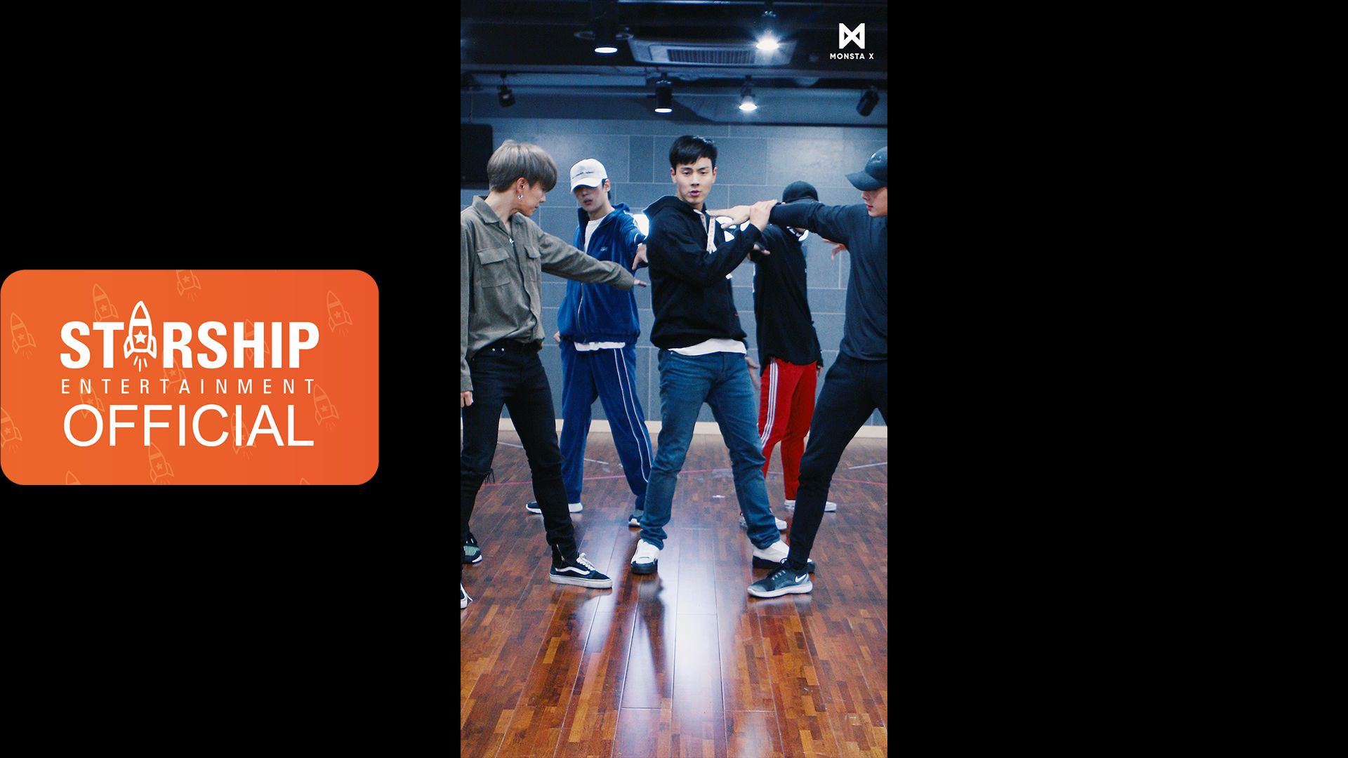 [SHOWNU][Dance Practice] 몬스타엑스 (MONSTA X) - 'DRAMARAMA' Vertical Video